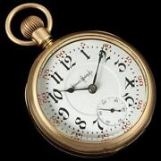 Illinois Pocket Watch 23J