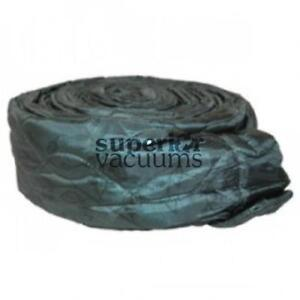 Central Vacuums Hose Cover, 35' Vac Soc Zippered Padded Green