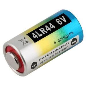 Batterie 6V 4LR44 pour collier anti-aboiement