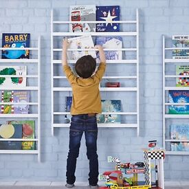 Brand new child's wall bookcase from great little trading company