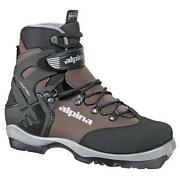 Leather Cross Country Ski Boots