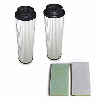 Hoover Hepa Cartridge Filter - Hoover F923, 914 Type 201 HEPA Cartridge Filter W/ Three Layer Allergen Filter