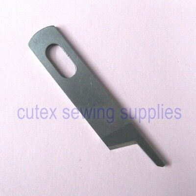 Upper Knife For Juki MO-623, MO-644D, MO-735 Serger Overlock