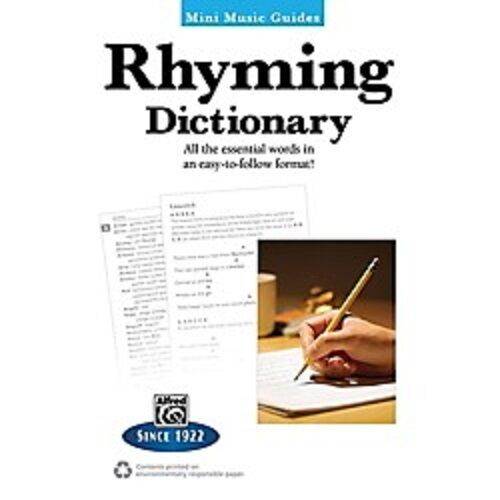 Alfred's Rhyming Dictionary