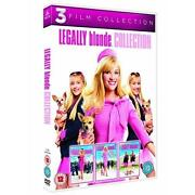 Legally Blonde DVD