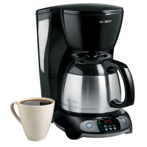 Mr Coffee Thermal Carafe Ebay