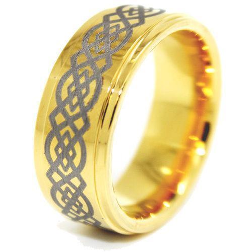 celtic love knot ring ebay. Black Bedroom Furniture Sets. Home Design Ideas