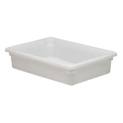Cambro Food Storage Box Full-size 8-34 Gallon White