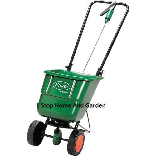 lawn feed spreader garden patio ebay. Black Bedroom Furniture Sets. Home Design Ideas