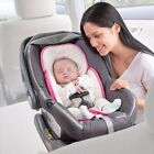 Girls Baby Car Seat Head Supports