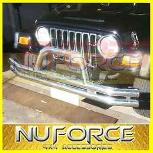 Jeep-Wrangler-YJ-TJ-1987-2006-Bull-Bar-Nudge-Bar-Front-Bumper