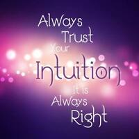 Getting Back to the Basic:  Trusting Your Intuition