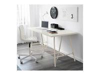 IKEA LINNMON Desk/Table top white 100X60cm