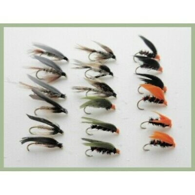 March Brown Dry Fly 1 Dozen Trout