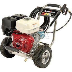 psi pressure washer hp honda gx engine cat pump ebay