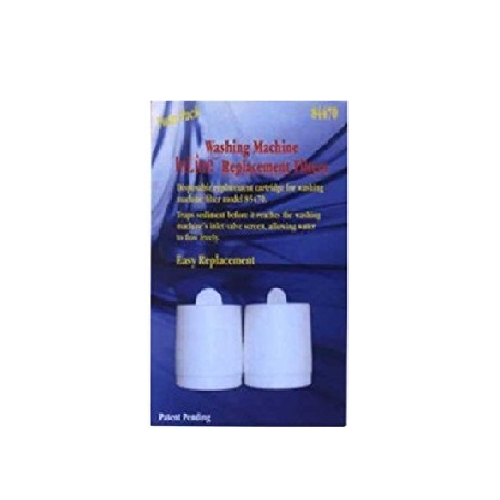 Inline Water Filters 84470 Washing Machine Filter Replacement 2-Pack