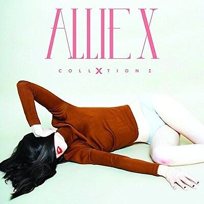 Allie X   Collxtion I  New Cd  Canada   Import
