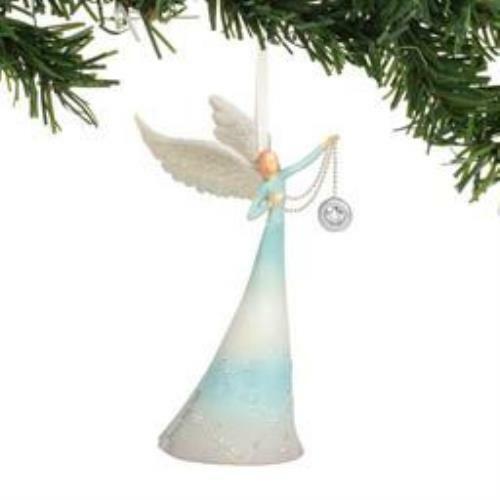 Peace & Trust Ornament