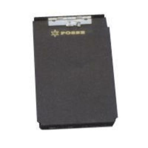 "Posse Box CT-3 Black Light Anodized Aluminum Vinyl Cite Book Posse Caddy 6""X9.5"""