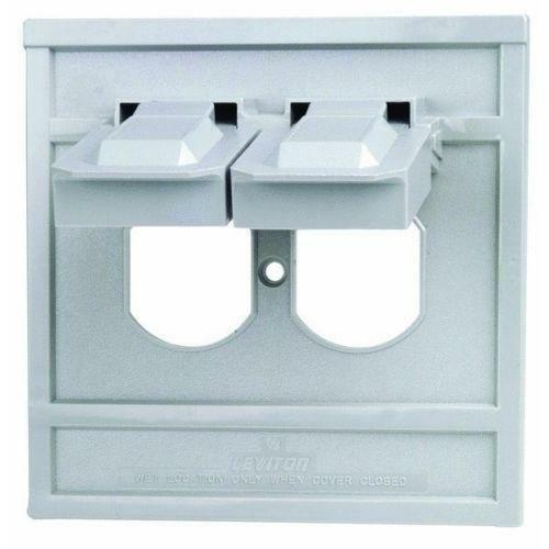 Metal Electrical Outlet Covers Oversized Outlet Covers: Oversized Outlet Covers