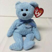 Baby Boy the Bear Ty Beanie Baby stuffed animal