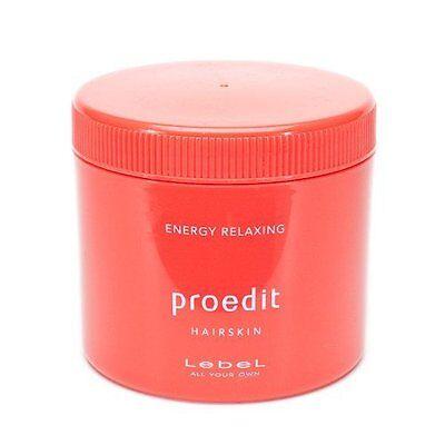 LebeL Proedit Hair Skin Energy Relaxing (Hair Treatment Pack) 360g Japan F/S
