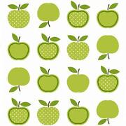 Green Oilcloth Fabric