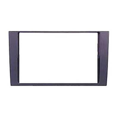 Autoleads DFP-05-07 Double Din Fascia Facia Adaptor Plate Panel For Audi A4
