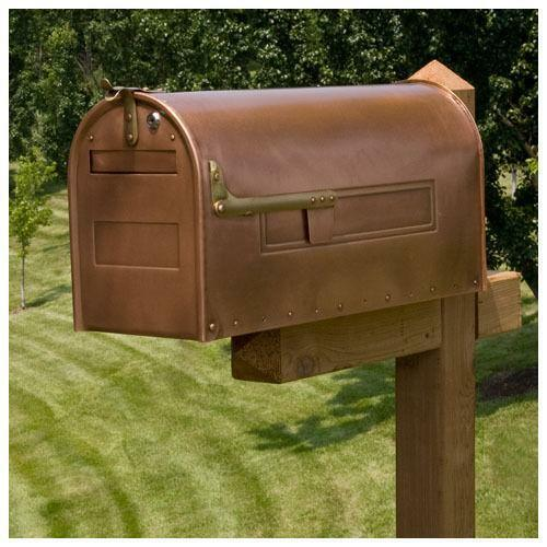 Copper Mailbox Ebay