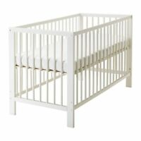 IKEA Crib - White