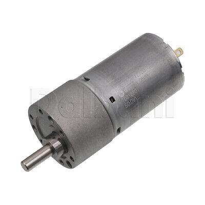 16GA-050 DC 12V 200RPM 3mm Shaft Electric Geared Motor DIY game consoles//car