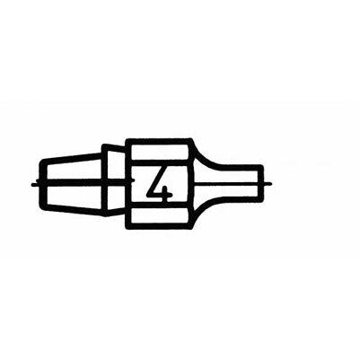 Weller Dx114 0051314499 Threadless Eccentric Desolder Tiplet For Dxv80