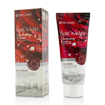 Foam Cleansing Facial Wash Foaming Cleanser Mild Soap Pore Minimizer Cream 100ml