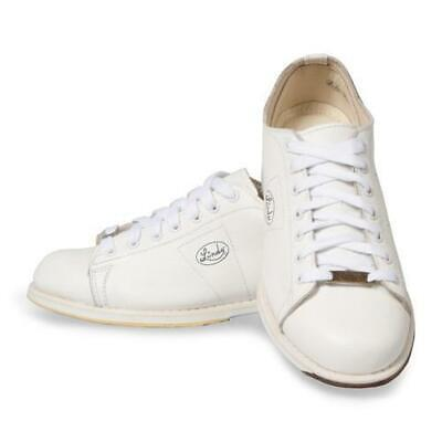 Linds Womens Classic White Right Hand Bowling Shoes