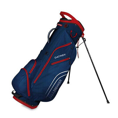 New Datrek Trekker Ultra Light Stand Bag (Navy / Red)