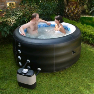 "Pinnacle 71"" deluxe hot tub still in box"