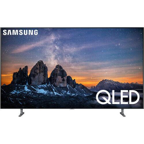 Samsung QN65Q80RAFXZA Flat 65'' QLED HDR 4K HD Amazon Alexa Google 2019 QN65Q80R