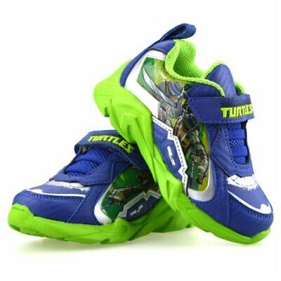 Boys Kids Teenage Mutant Ninja Turtle Shoes Trainers 6 6.5 7 7.5 8  8.5 9 10 (Teenage Mutant Ninja Turtle Schuhe)