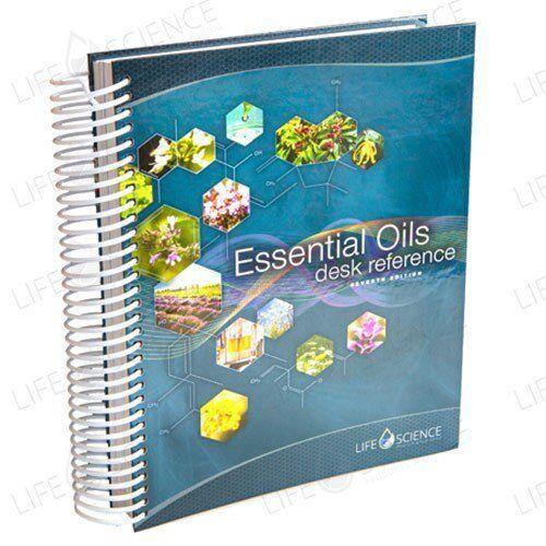 Купить 7th Edition Essential Oils Desk Reference (2016, Hardcover) BRAND NEW