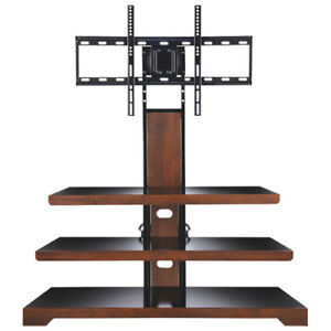 Insignia Waterfall TV Stand for TVs Up To 50'' (NS-3IN1MT50C-C)