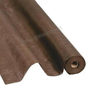 New Chocolate Brown Gossamer Roll ( 2 Available)  DI16