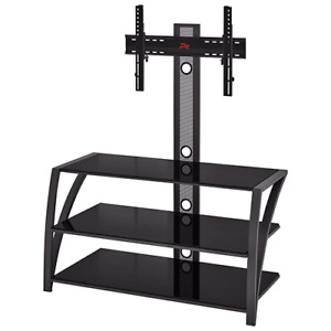 """Z-Line Designs TV Stand with Integrated Mount for TVs Up To 65"""""""