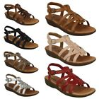 Leather Slingback Sandals Sandals for Women