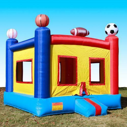 Inflatable Water Slide Rental Kansas City: Commercial Bounce House: Inflatable Bouncers