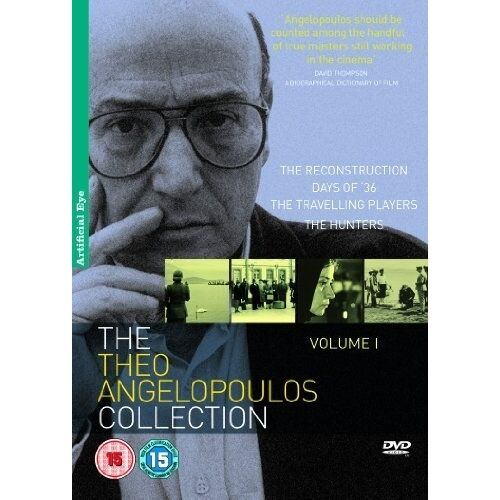 The Theo Angelopoulos Collection : Volume 1 (4 Discs) - New DVD
