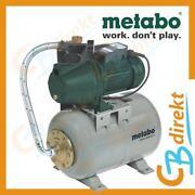 Hauswasserwerk Metabo