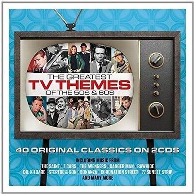 Greatest Tv Themes     Greatest Tv Themes  Original Soundtrack   New Cd  U
