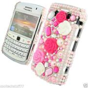 Blackberry Bold 9700 Rhinestone Case