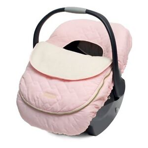 NEW JJ Cole Car Seat Cover  Pink