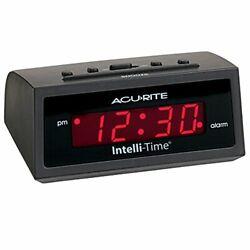 Self Setting Electric Digital Alarm Clock Intelli-Time